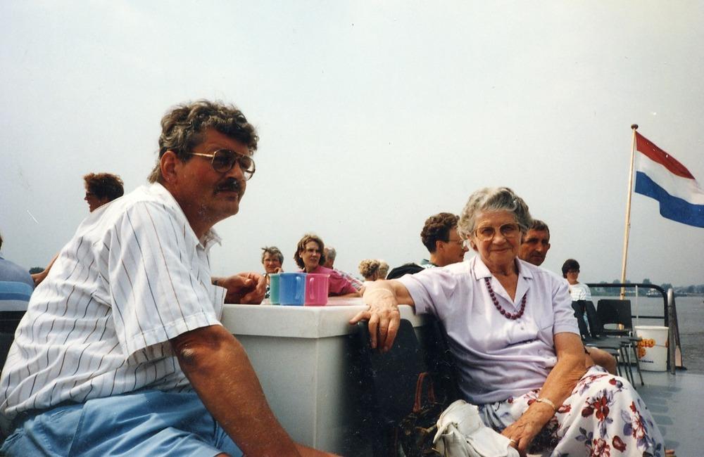 Boottochtje door de Biesbosch