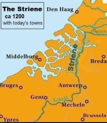 Vroegere rivier de Striene