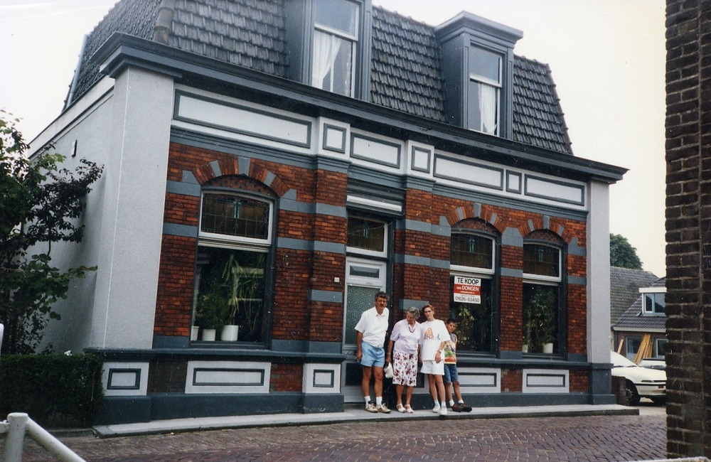 Geboortehuis Lagezwaluwe van Jo Oosterhoff-Dubbelman