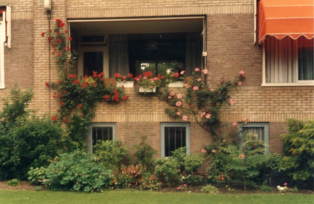 Nijenhove flat van Jo Oosterhoff-Dubbelman