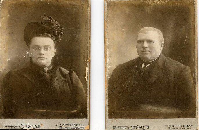 Ouders van Opa Dubbelman
