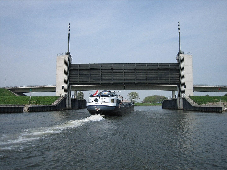 Afbeelding Brug Heusdensch kanaal