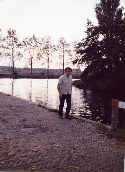 Pietg aan de Strijense Haven