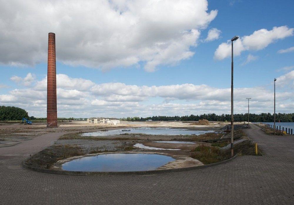 Afbeelding Gedeeltelijk gesloopte Suikerfabriek