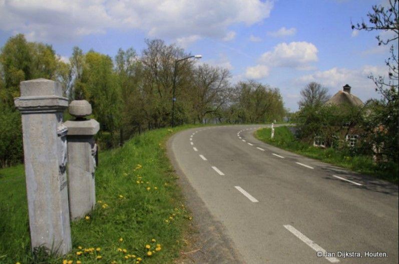 Afbeelding Veen grenspalen