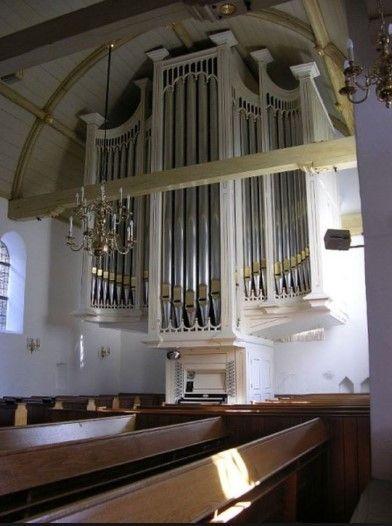Afbeelding Orgel Hervormde kerk Veen