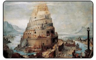 Genesis painting by Johann Wenzel