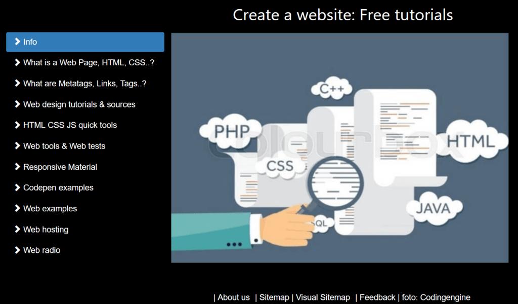 Web example UN-2030 Agenda