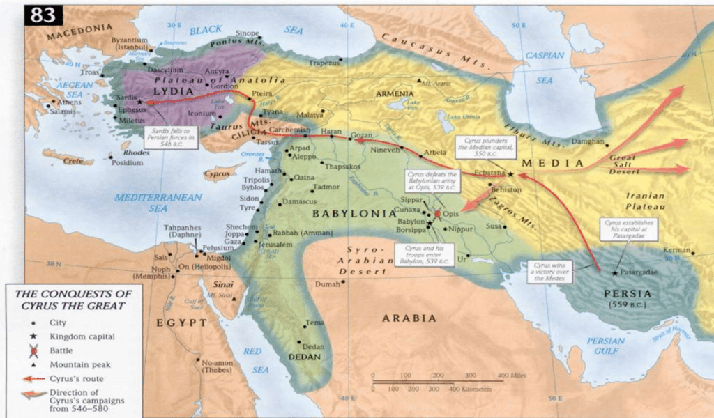 The Old Empires