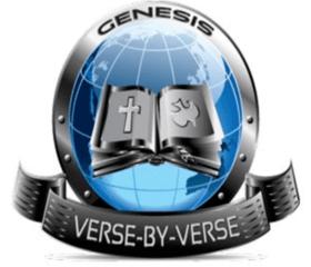 Genesis Verse by Verse logo on Creation.com