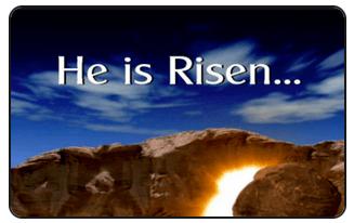 He Is Risen Website