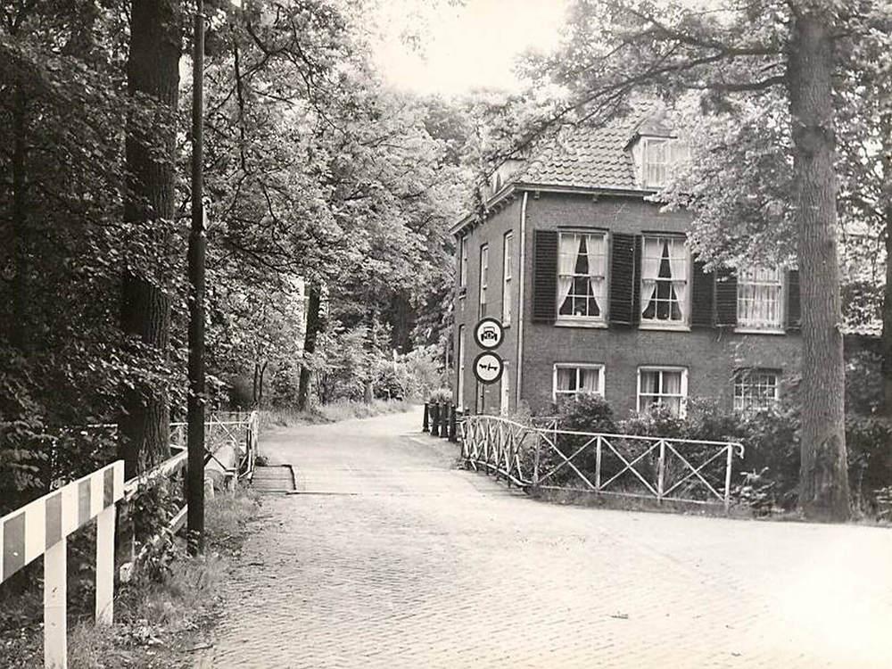 House Karpervijver round the corner