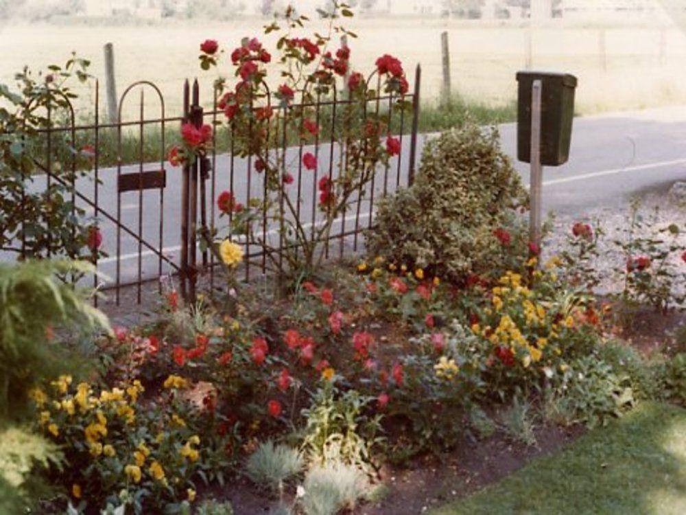 Kroostweg 130 garden frontside