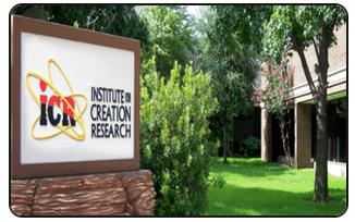 Institute Creation Research