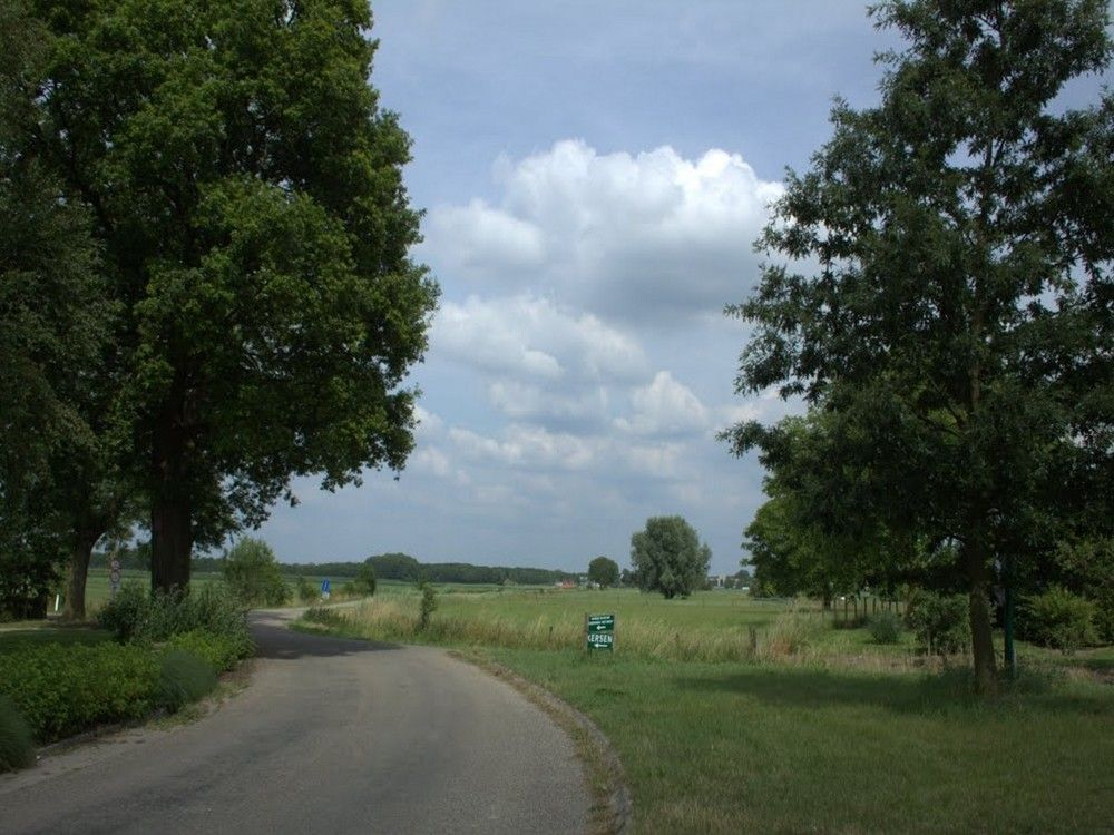 Municipal border Houten - Nieuwegein