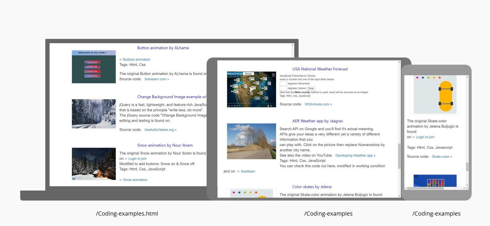 Coding-examples - Coding-examples - Coding-examples