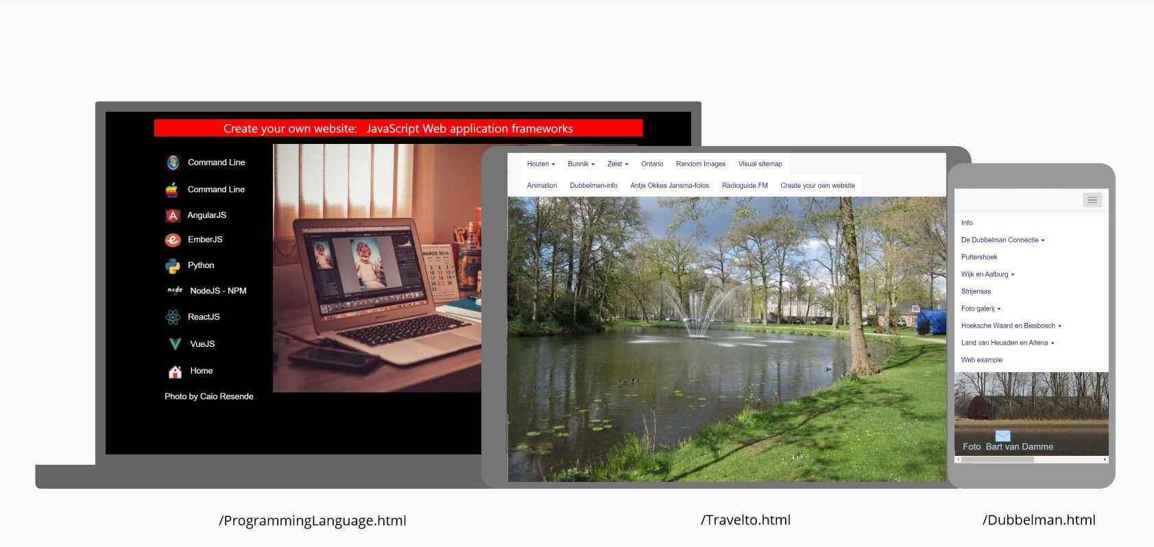 Programminglanguage.html - Travelto.html - Dubbelman.html