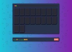 Memory game vanilla JS
