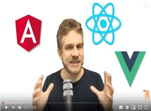 Angular vs React vs Vue.js