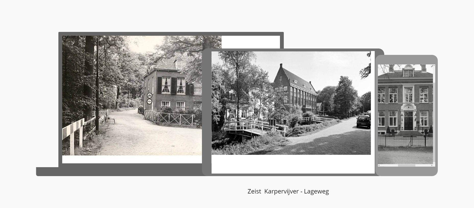 Zeist - karpervijver - Lageweg