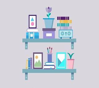 Shelf CSS made