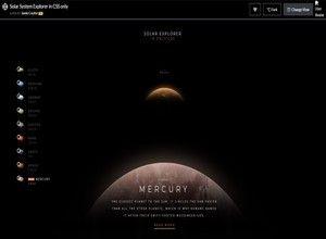 Solar system explored